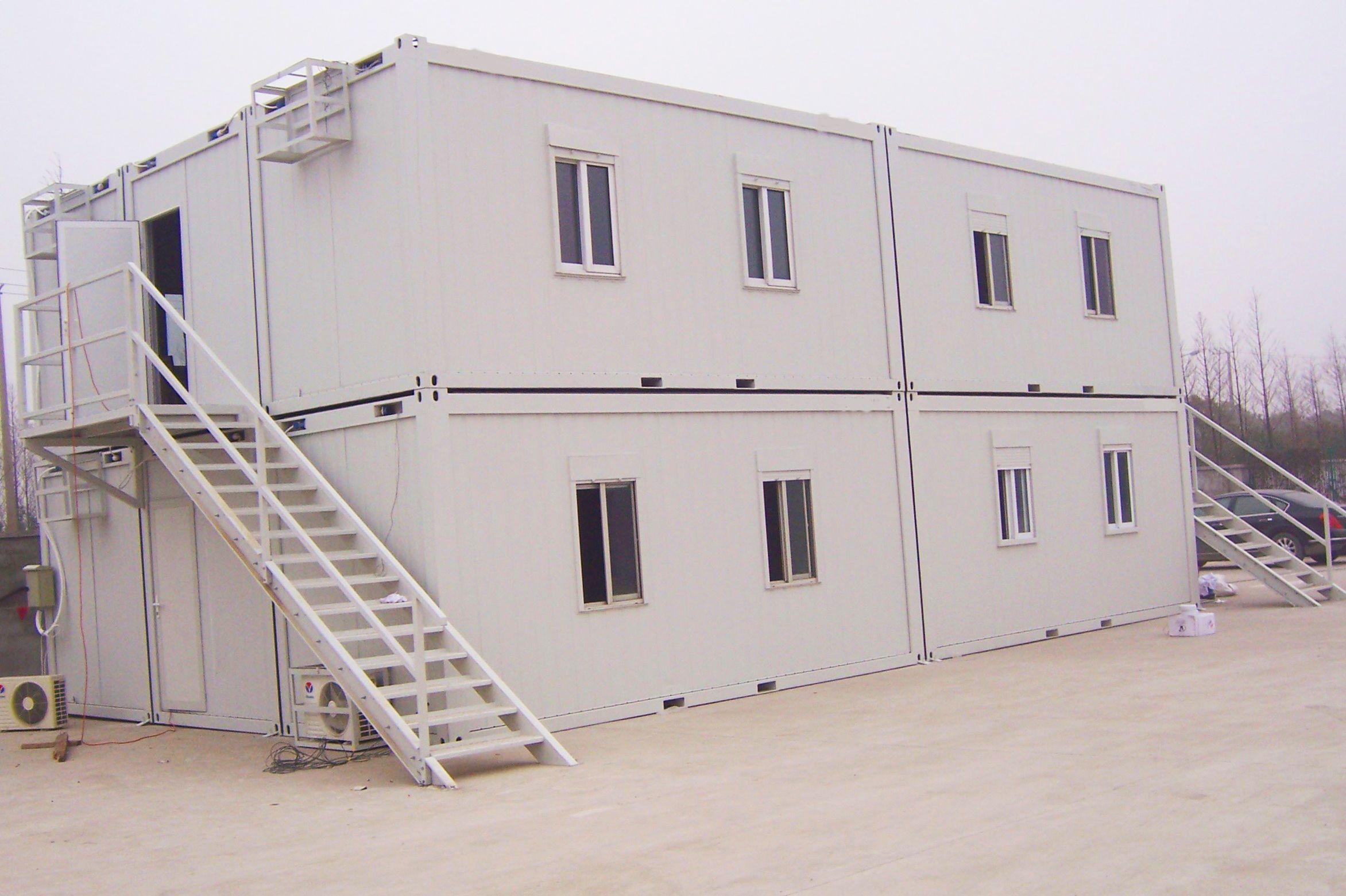 住人集装箱房租金便宜,在重庆备受工地青睐